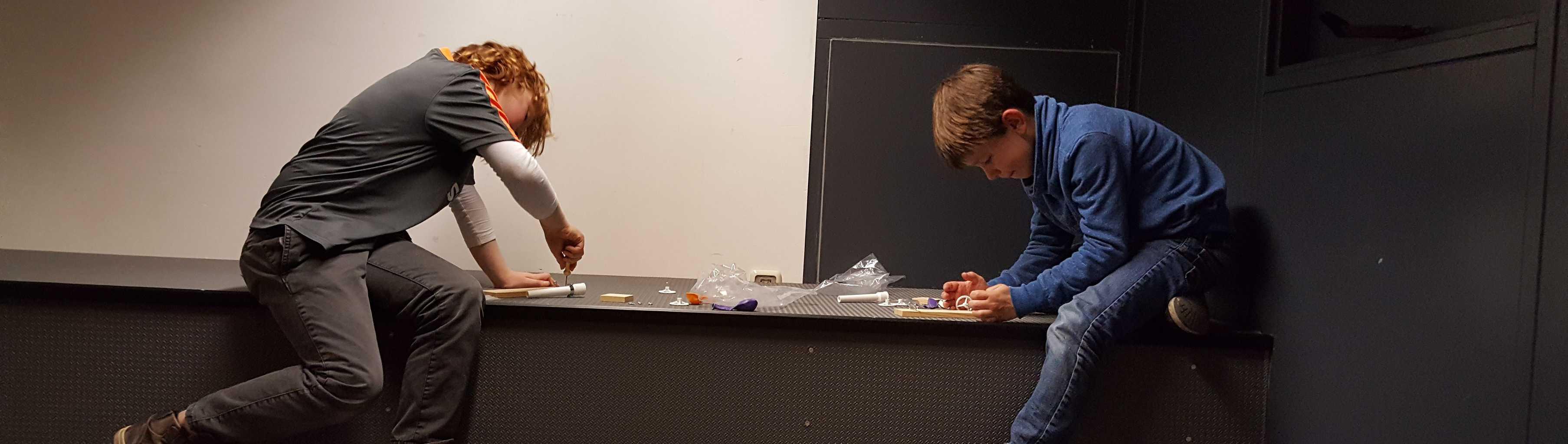 Junior campus - onderzoekend en ontwerpend leren in de praktijk