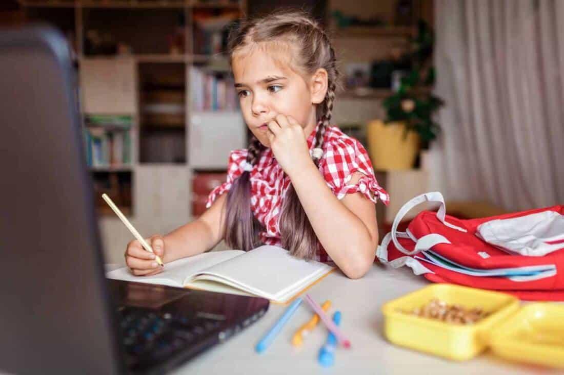 onderzoeken leren of afstand - Junior Campus
